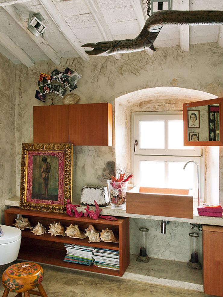 Interieur maison toscane for Interieur maison original