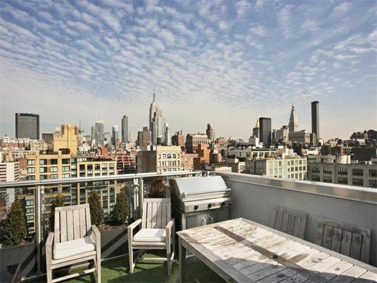 Immobilier de luxe la vue panoramique sur manhattan - Immobilier de luxe penthouse manhattan ...