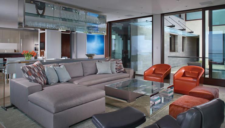 Contemporaine maison de vacances familiale sur la c te - Maison de vacances christopher design ...