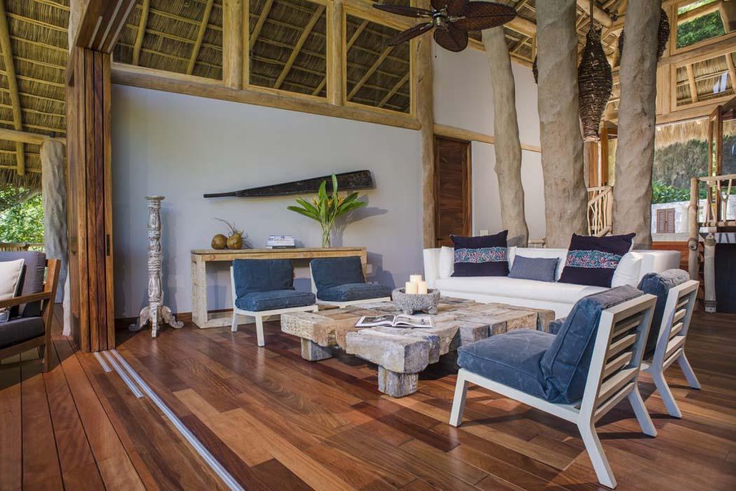 Originale maison location de vacances au mexique avec une for Maison vacance a louer