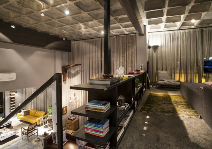Loft au design clectique en guise de villa de vacances - Appartement luxe en californie horst architects ...