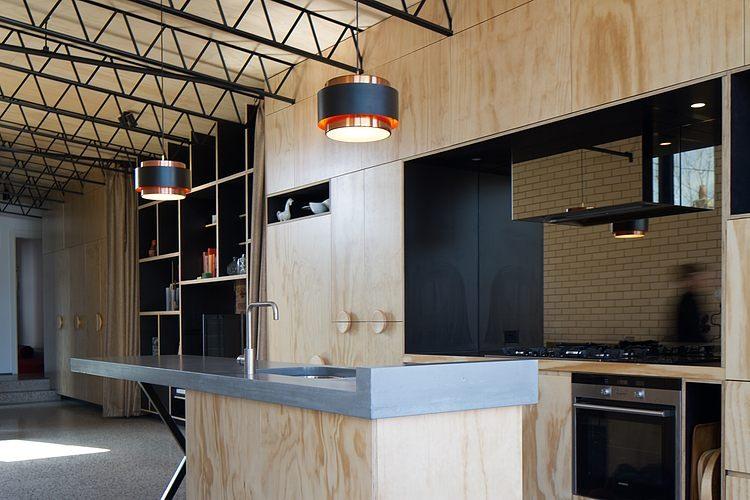 Maison originale à l\'architecture contemporaine à Melbourne | Vivons ...