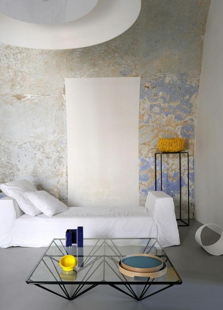 Murs decor brut