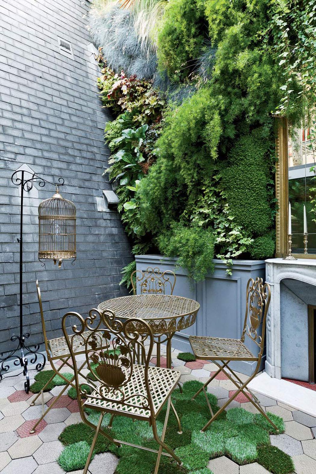 Un appartement en duplex au design moderne pas comme les autres au c ur de paris vivons maison for Deco terras design