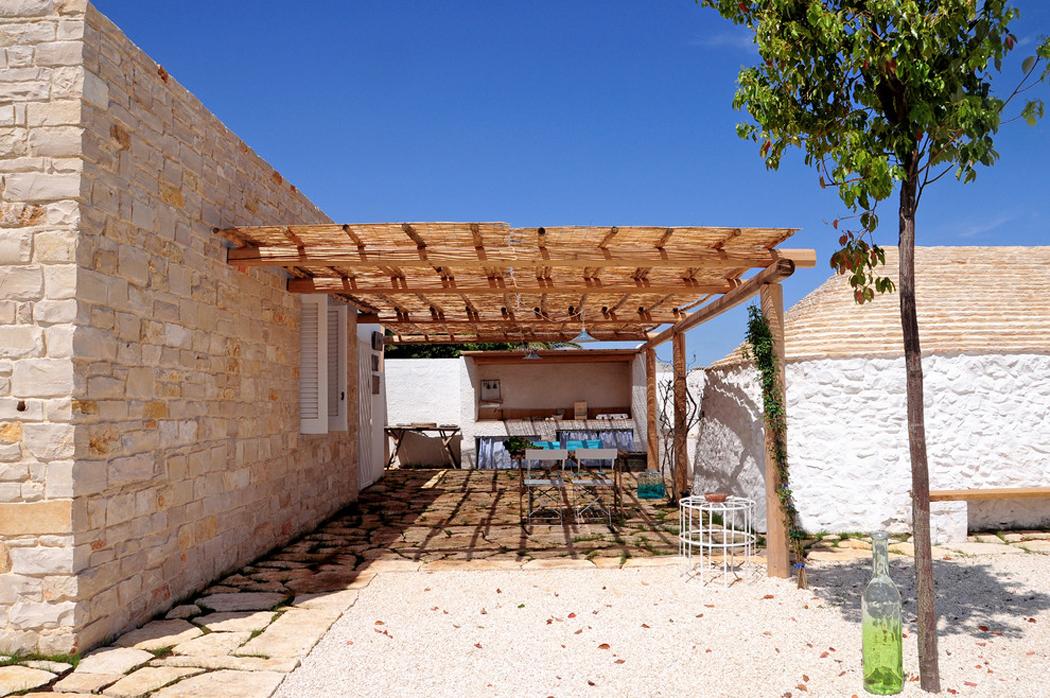 jolie petite maison de vacances louer dans le sud de l italie vivons maison. Black Bedroom Furniture Sets. Home Design Ideas