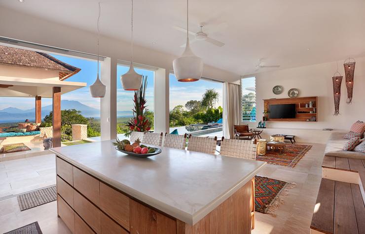 villa de r ve en indon sie offrant un unique panorama paradisiaque vivons maison. Black Bedroom Furniture Sets. Home Design Ideas