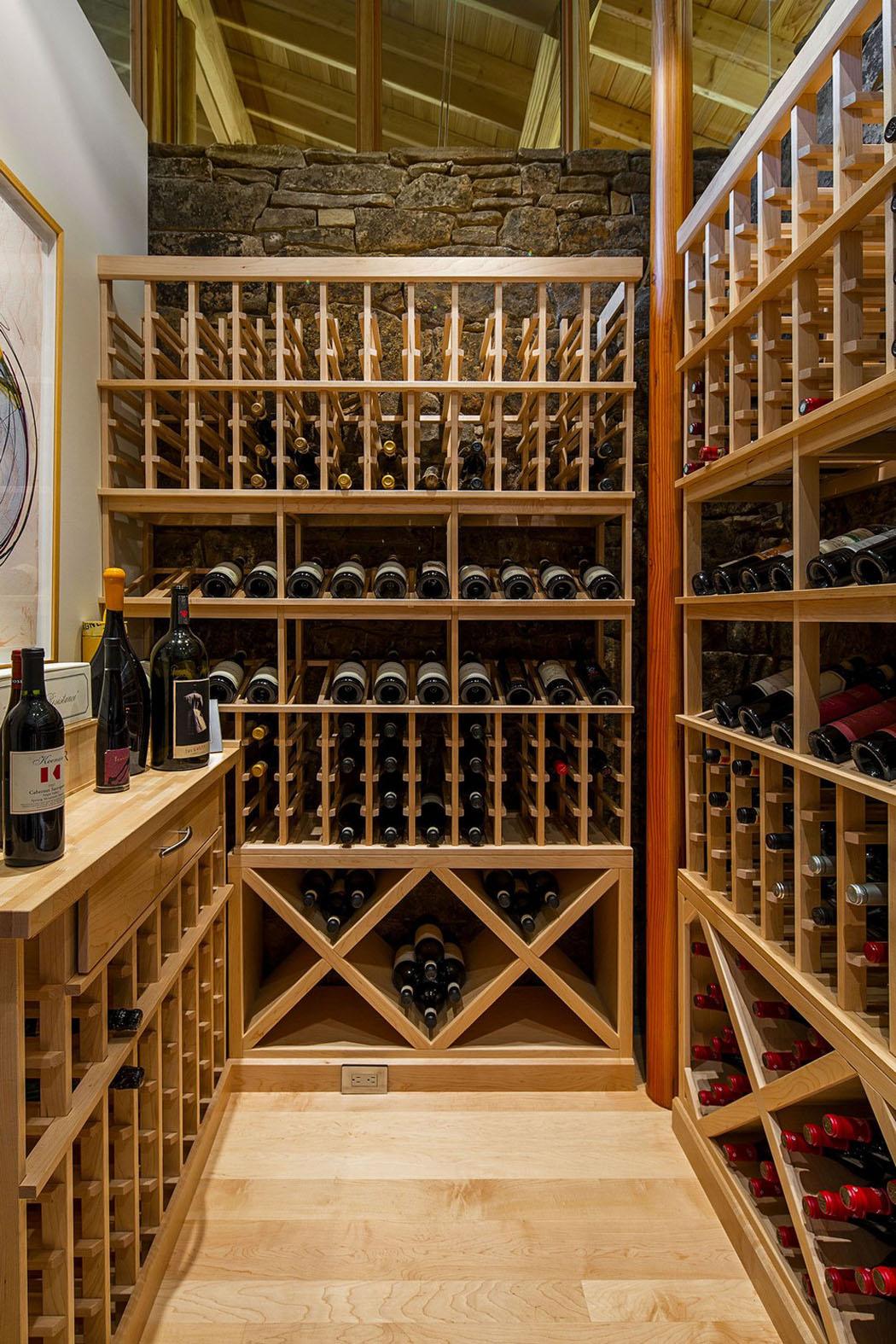 Moderne et accueillante maison en bois au c ur de la - Chalet de montagne luxe rkd architecte ...