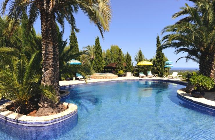 Propri t de luxe pour des vacances exotiques ibiza - Appartement luxe en californie horst architects ...
