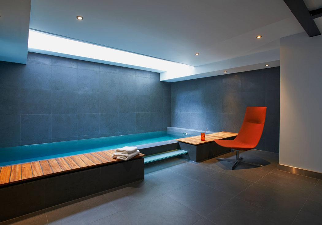 Maison de ville prestigieuse avec piscine situ e au c ur - Piscine dans la maison ...