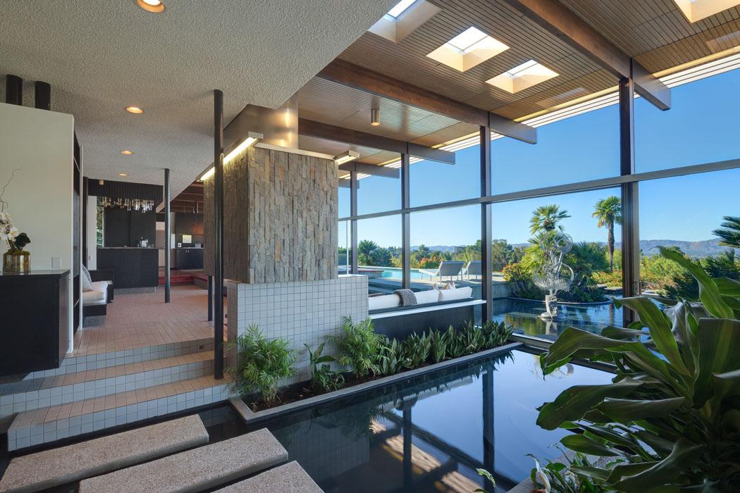 Maison D Architecte Emblematique En Californie En Vente Chez