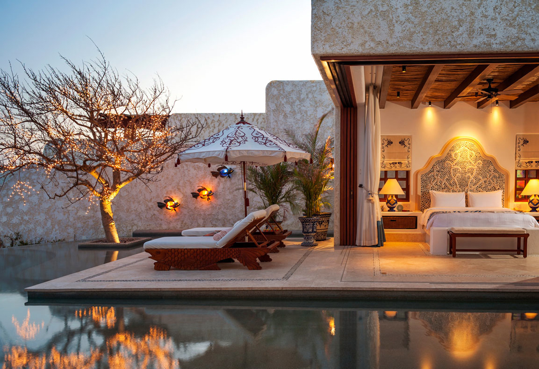 Magnifique villa de r ve los cabos complexe h telier - Villa de luxe visite privee ...