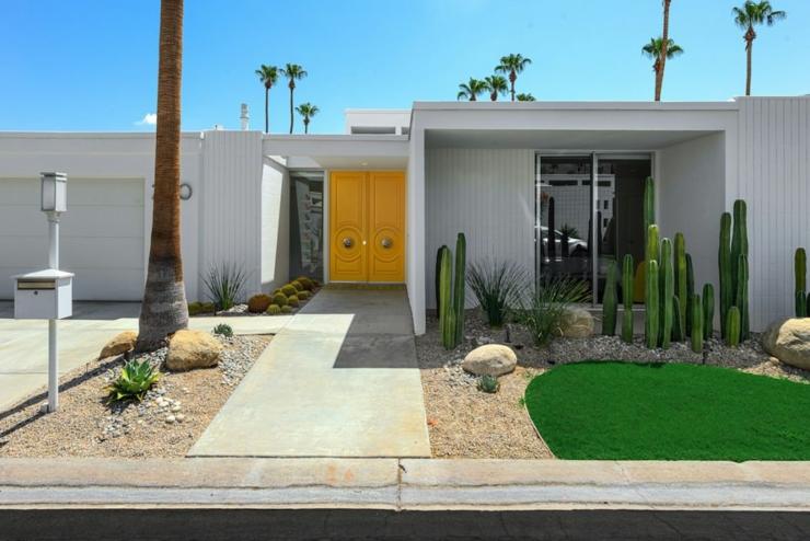 Maison neuve à Palm Springs en Californie | Vivons maison
