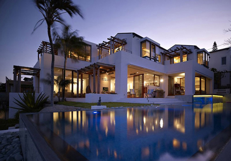 Villa de luxe coogee sur la c te australienne vivons - Maison en australie avec vue magnifique sur locean ...