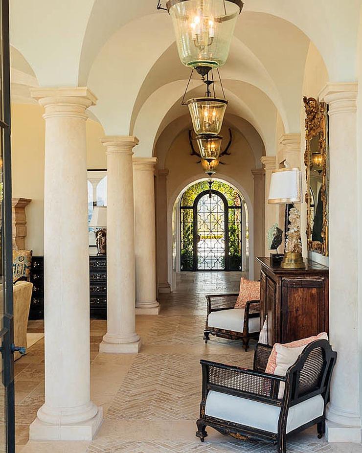 Villa de luxe de style méditerranéen à Malibu | Vivons maison