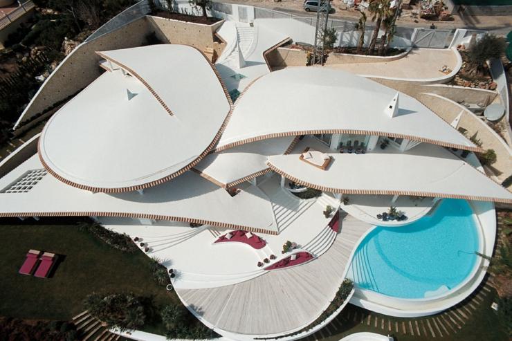 R sidence de haut standing sur la c te la beaut magique - La demeure moderne gb house par mmeb architects ...