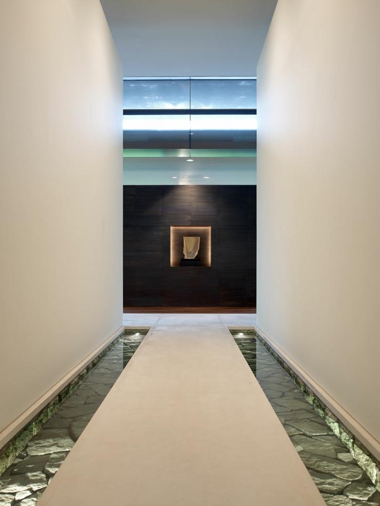 Magnifique maison contemporaine singapour vivons maison - Magnifique maison renovee eclectique coloree sydney ...