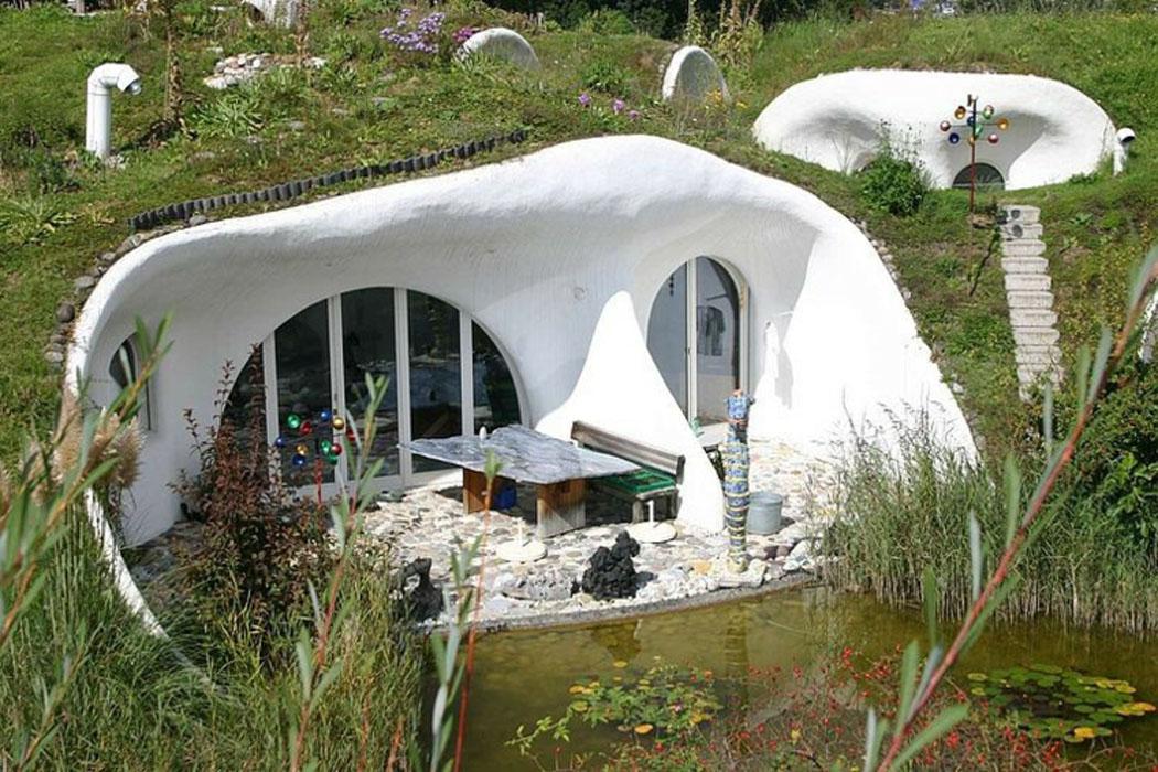 Maison cologique en suisse l inspiration proche de la - Maison campagne suisse fovea architects ...