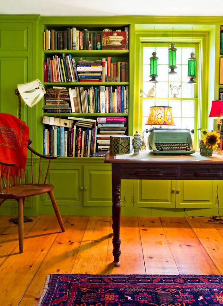 Int rieur clectique pour une r sidence haut en couleurs for College lasalle design interieur