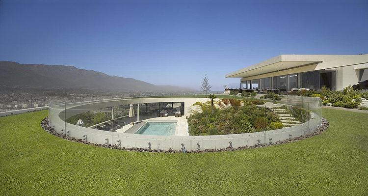 Préférence Maison d'architecte à Santiago – Chili | Vivons maison JQ76