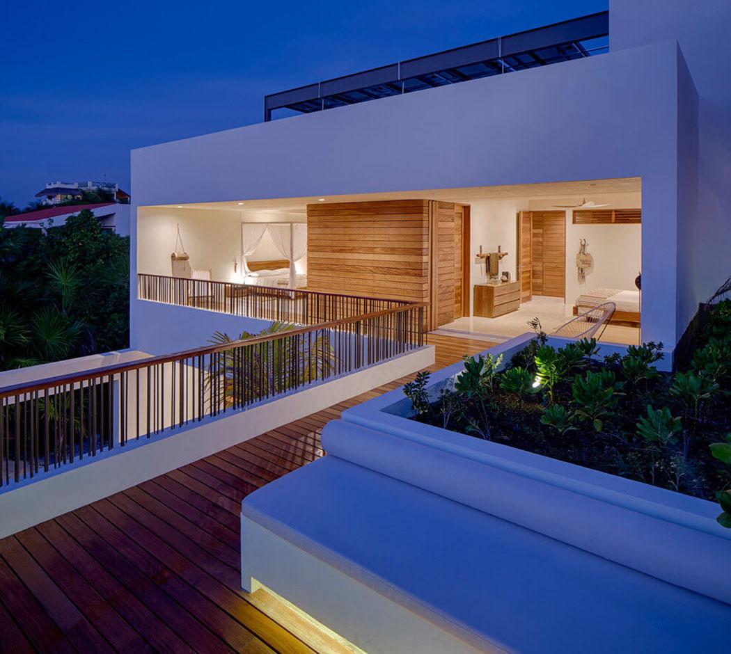 Superbe villa contemporaine louer avec magnifique vue - Villa de luxe vacances miami j design ...