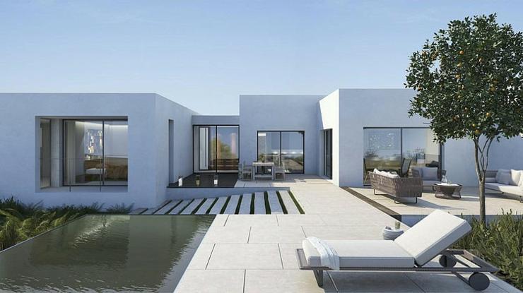 Maison d architecte sous le soleil du beau sud espagnole for Residence luxe