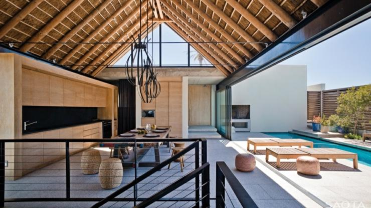 Maison secondaire sur la plage en afrique du sud vivons - Maison secondaire cotiere avec vue katch ...