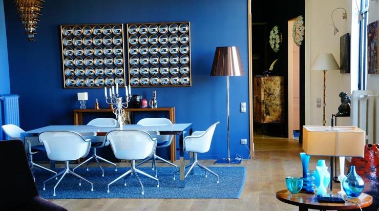 Logement citadin la d coration design artistique - Salle a manger decoration interieur ...