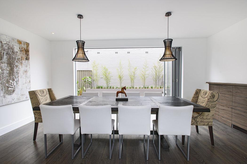 Belle maison design moderne mi chemin entre la ville et la c te australienne vivons maison for Deco maison contemporaine design