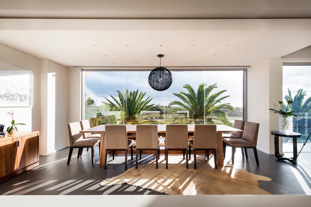 Jolie Maison Contemporaine Construite Dans La Ville Australienne