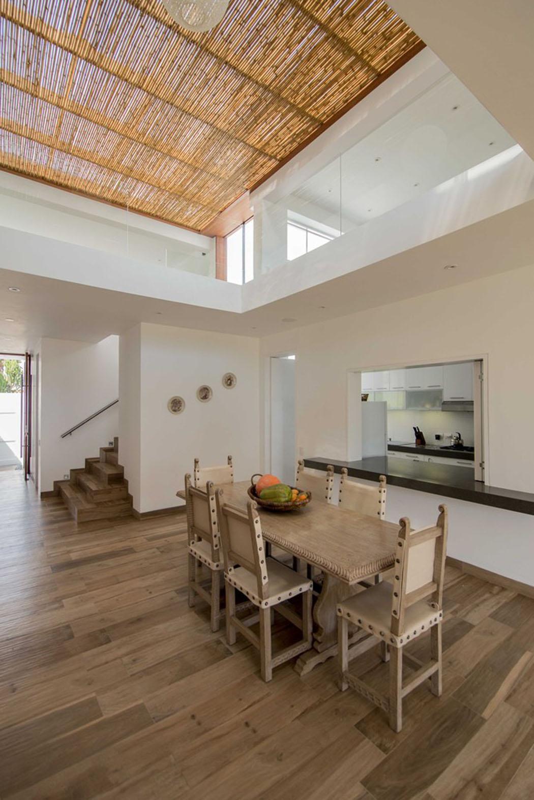 Rénovation complète pour cette originale maison contemporaine au ...