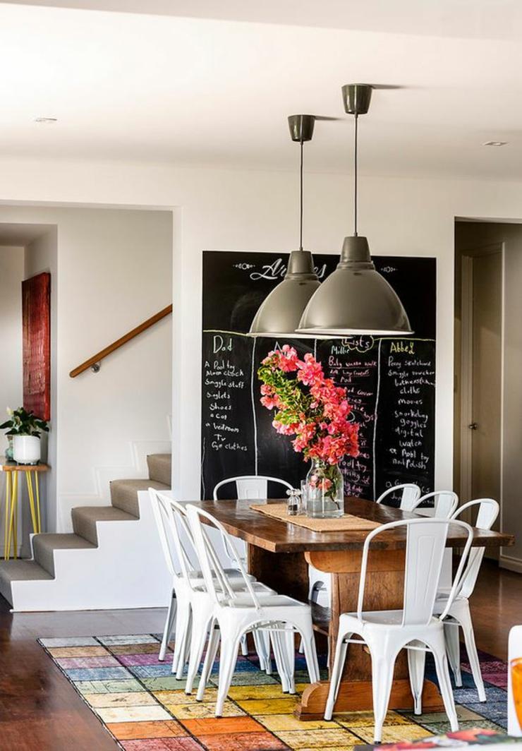 Belle Maison Moderne La D Co Clectique En Australie