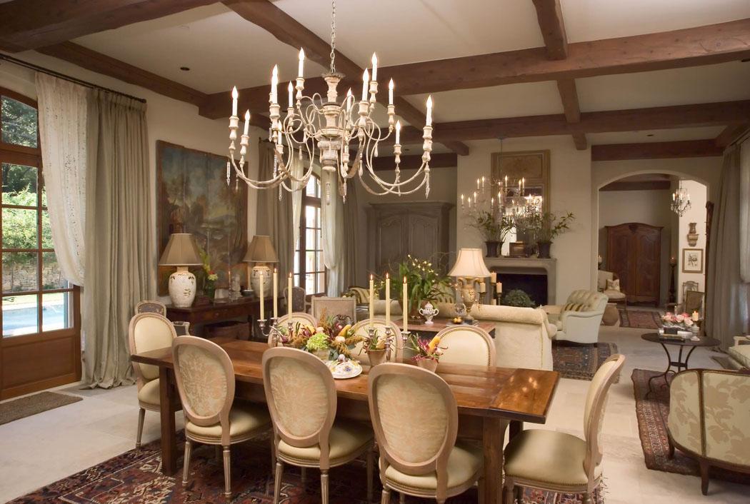 Una maison familiale au design classique-retro à Tulsa (Oklahoma ...
