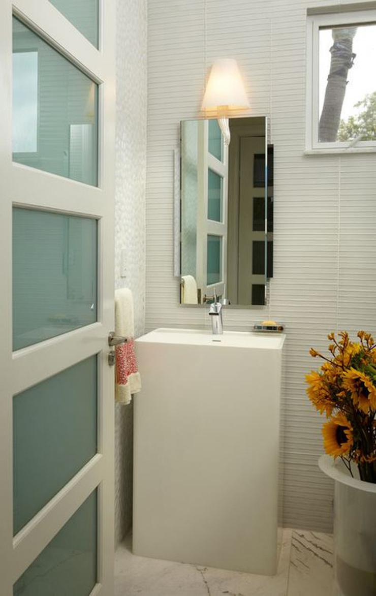 Petite salle d eau moderne free stunning deco salle de for Petite salle d eau moderne