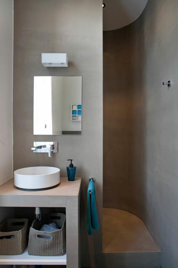 Ancienne maison dans la r gion parisienne totalement - Salle de bain maison ancienne ...