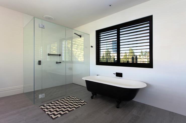 maison de ville au design int rieur luxe melbourne australie vivons maison. Black Bedroom Furniture Sets. Home Design Ideas