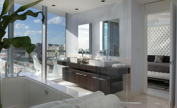 Vacances exotiques dans un appartement de luxe à Miami ...