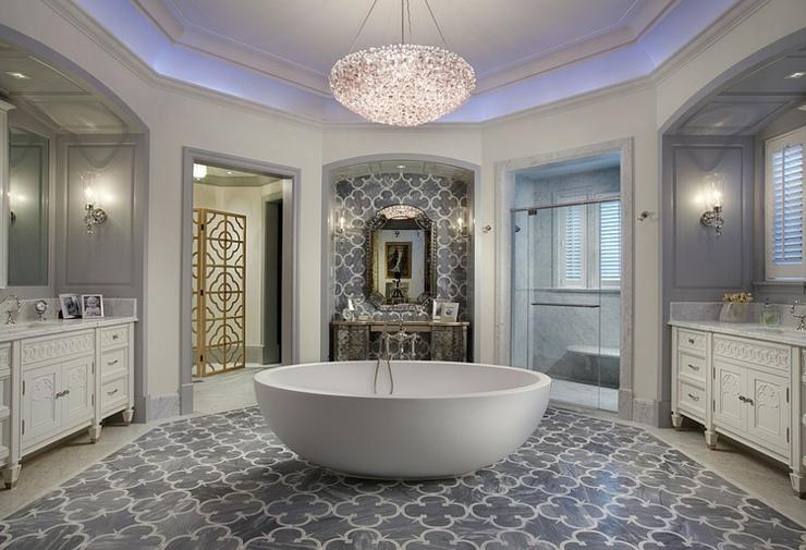 Maison De Luxe Interieur Salle De Bain : Magnifique maison de vacances à ford lauderdale en floride