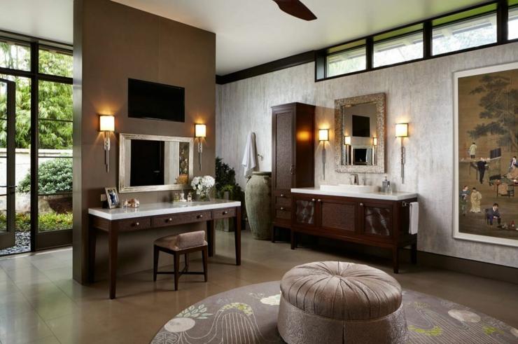 Influence asiatique pour cette magnifique r sidence de - Ambiance boudoir et design ...