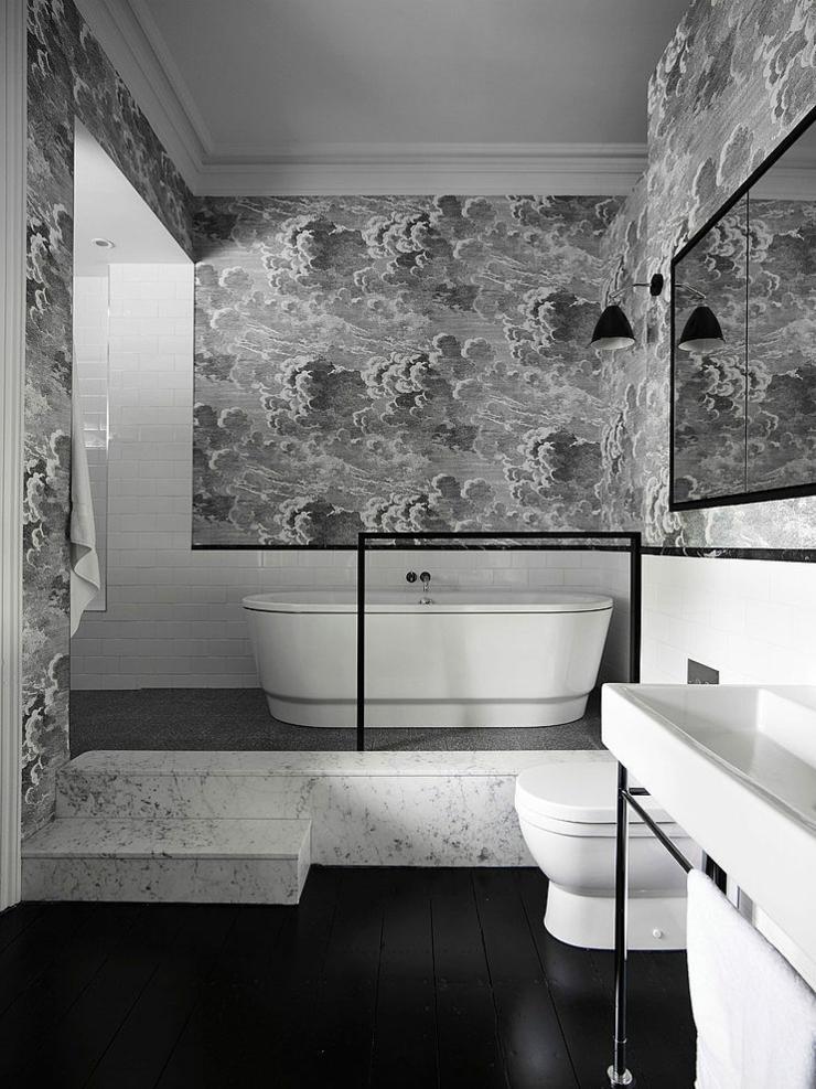 Maison moderne l int rieur clectique vivons maison for Architecture eclectique