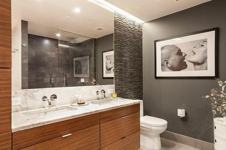 bel appartement brooklyn au design clectique vivons maison. Black Bedroom Furniture Sets. Home Design Ideas