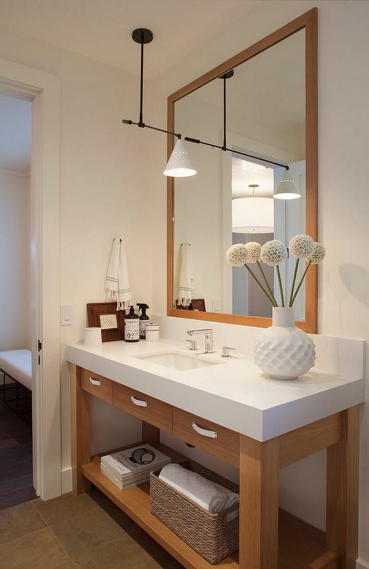Belle demeure dans les terres californiennes vivons maison for Salle bain rustique