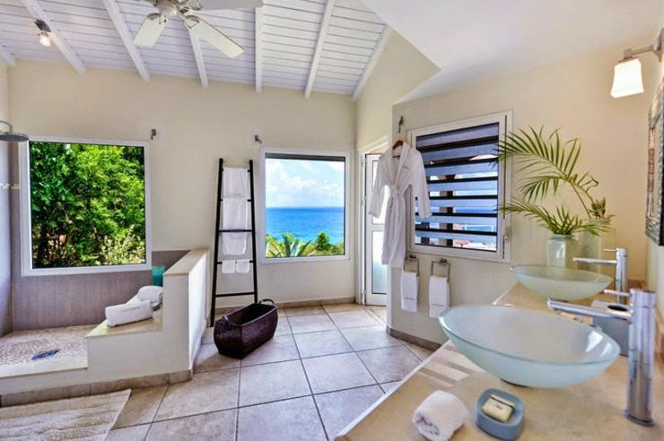 villa de luxe exotique nid d amour saint martin vivons. Black Bedroom Furniture Sets. Home Design Ideas