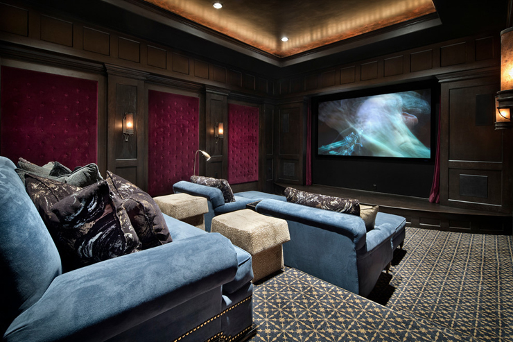 salle cinema maison finest raliser une salle de cinma chez soi with salle cinema maison salle. Black Bedroom Furniture Sets. Home Design Ideas