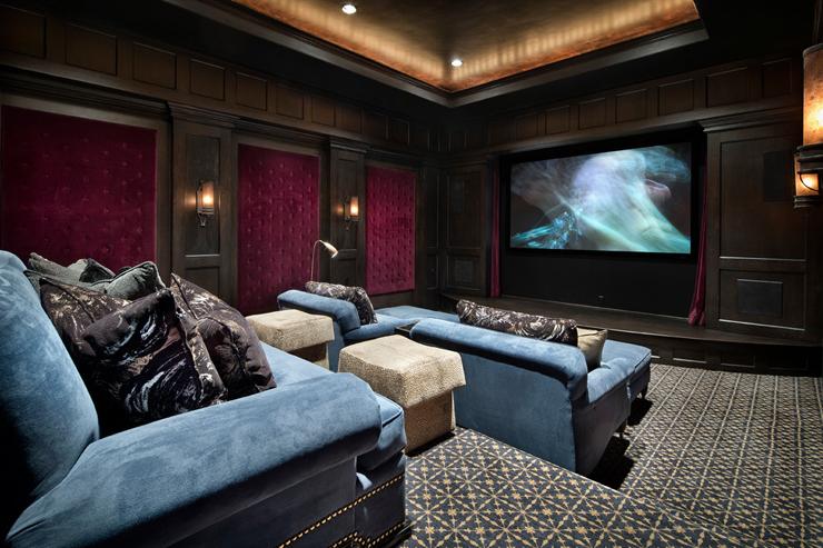 maison de prestige texane la d co int rieure inspir e. Black Bedroom Furniture Sets. Home Design Ideas