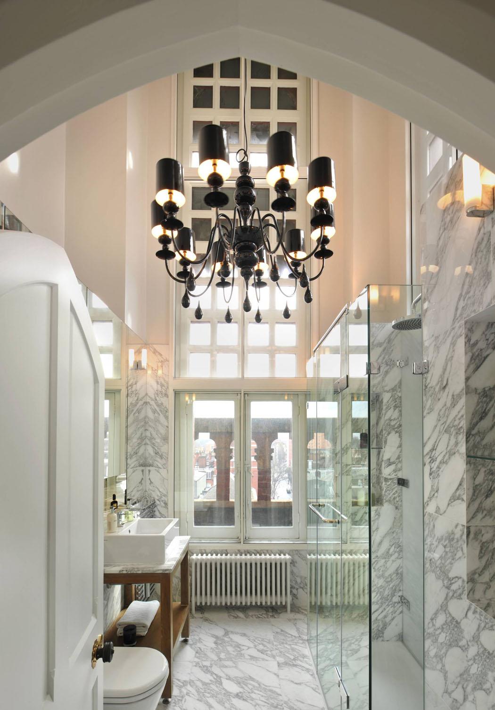 Un triplex élégant – une résidence de luxe atypique au cœur de ...