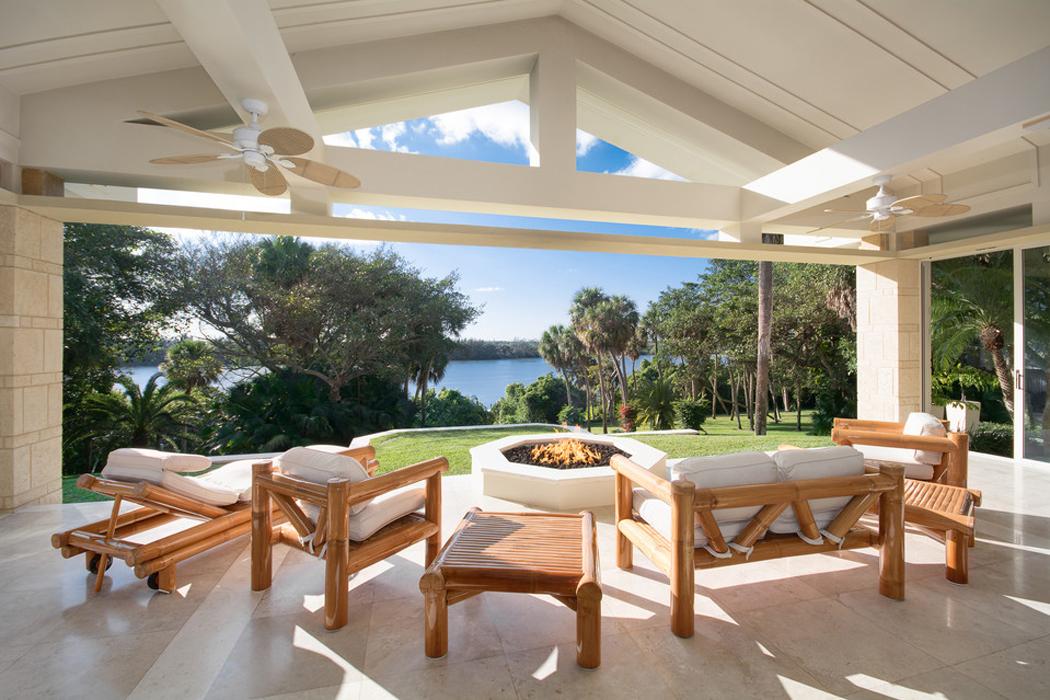 Splendide Maison De Vacances De Donna Karan Sur Les 206 Les