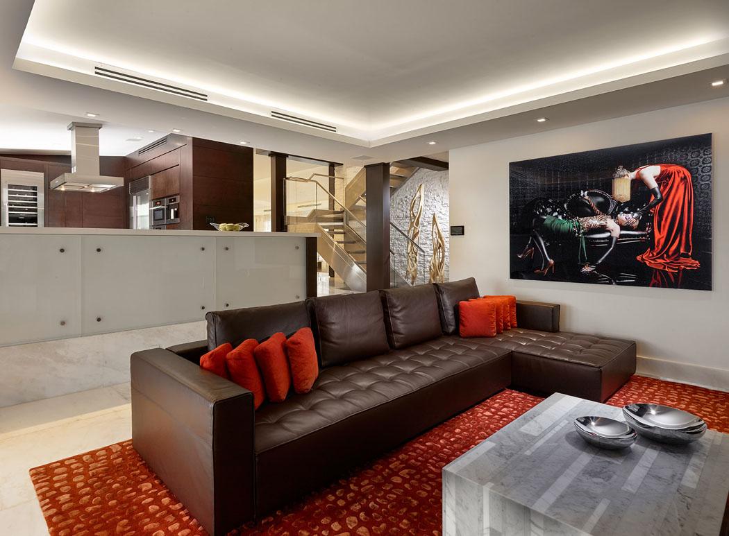 Exotique R Sidence Secondaire Pour Passer Des Vacances Inoubliable  # Living Salon Bois Emplacement Tv