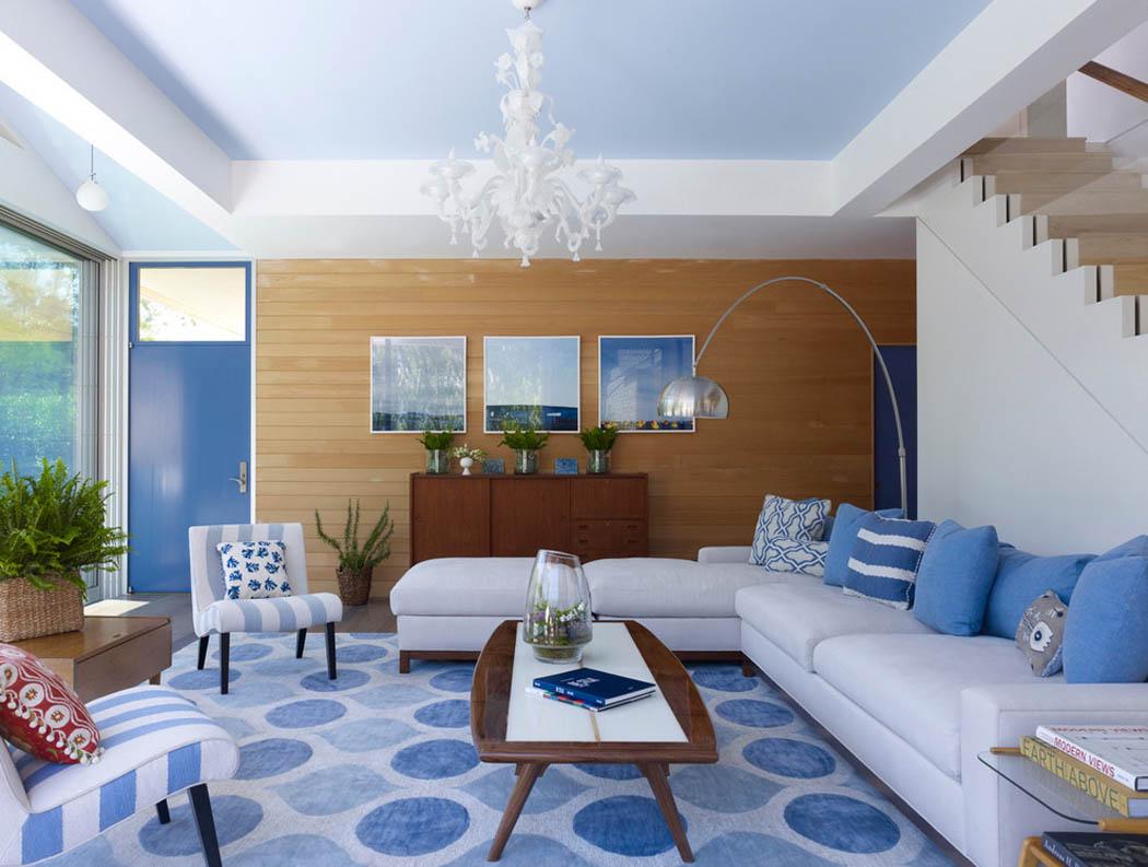 Résidence secondaire moderne au design convivial dans les Hamptons ...