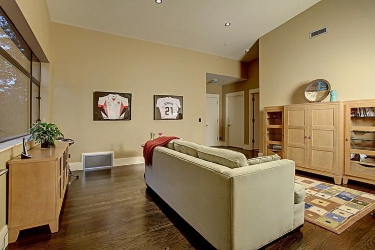 contemporaine et belle maison familiale seattle vivons maison. Black Bedroom Furniture Sets. Home Design Ideas