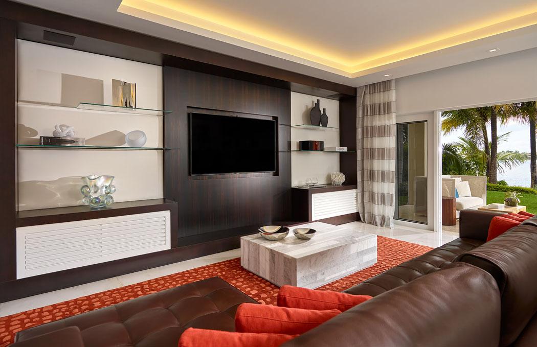 Beautiful living moderne pour salon gallery design for Couleur moderne pour salon
